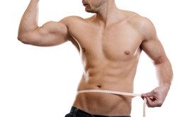 Das Idealgewicht hängt auch vom Fitnessgrad des Einzelnen ab.