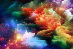 Träume sind bunt und farbenfroh und voller Symbole.