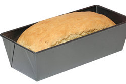 Backen Sie das Brot mal im Topf.