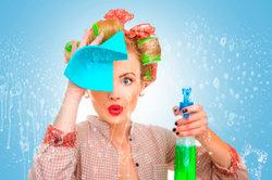 Hygiene im Haushalt kann beibehalten werden.
