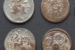Römische Schätze werden manchmal noch immer gefunden.