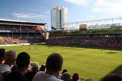 Bei Kindergefährdung sind Stadionverbote möglich.