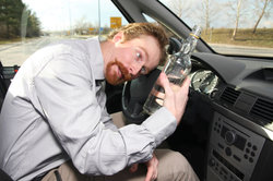 Ungeeigneten Fahrern wird die Fahrerlaubnis entzogen.