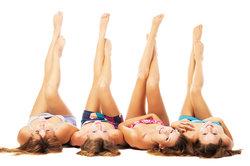 Unter Cellulite leiden schon junge Frauen.