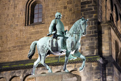 Otto von Bismarck war einer bedeutendsten deutschen Staatsmänner aller Zeiten.