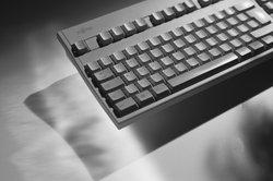 Der Überschreibenmodus kann über die Tastatur mit einem Druck deaktiviert werden.