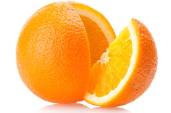 Orangen können den Stoffwechsel aktivieren.