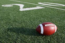 Ziel der Begierde: Den Football in die Endzone bringen