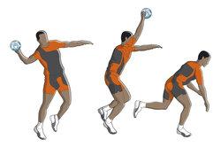 Auch im Handballsport steigt das Gehaltsniveau.