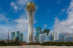 Astana - die prachtvolle Hauptstadt Kasachstans