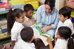 Erzieher können ihre Ausbildung im Kindergarten absolvieren.