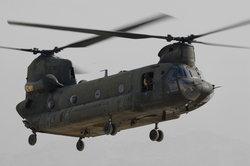 Militärische Hubschrauber haben spezielle Antriebsstoffe.