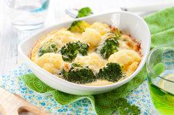Blumenkohl und Brokkoli zusammen zubereiten - nichts leichter als das