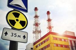 Radioaktive Elemente sind die Grundlage der Kernkraft.