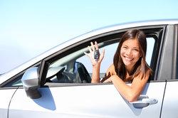 Der Weg zum Führerschein ist nicht immer leicht, trotzdem gilt - machen Sie sich nicht verrückt.