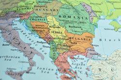 Der Balkan ist in aller Regel eine geografische Region.