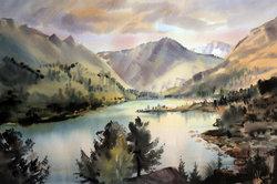 Die Landschaft als Motiv der Romantik