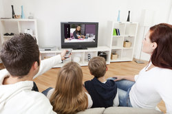 """""""Diese Drombuschs"""" - eine Familienserie im ZDF."""