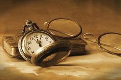 Taschenuhren unterlagen einer ständigen Weiterentwicklung.