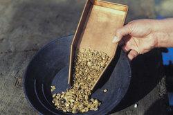 Gewicht in Gold als damaliges Bezahlsystem