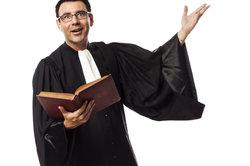 Rechtsanwälte haben eine lange Ausbildungszeit.