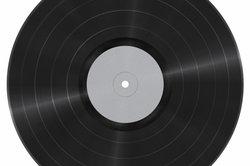Schallplatten sollten sich für den Verkauf in einem guten Zustand befinden.