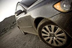 Achten Sie auf die korrekte Montage Ihrer Reifen.