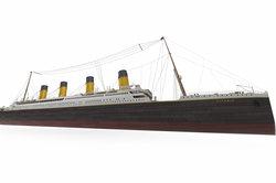 Die Titanic - eines der berühmtesten Schiffe der Welt.