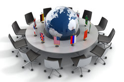 Im Studium International Affairs geht es viel um Zusammenhänge.