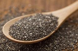 Chia-Samen sind vielseitig in der Ernährung einsetzbar.
