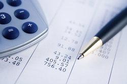 Eine korrekte Buchhaltung ist die Grundlage für das Rechnungswesen.