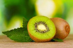 Die Kiwi braucht zum Gedeihen viel Wärme und milde Winter.