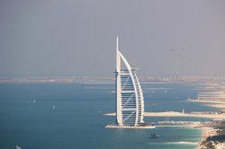 Die Küste von Dubai ist sehr gut zum Tauchen geeignet.
