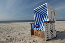 Der Strandkorb - bekannt und beliebt