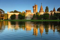 Schloss Laxenburg - Flitterwochendomizil von Sissi und ihrem Mann sowie Geburtsort ihres Sohnes