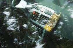 Moderne Ford Mondeos sind mit einer Klimaanlage ausgestattet.