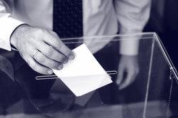Bei Landtagswahlen gibt es die 1. und 2. Stimme.