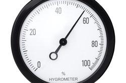 Mechanische Hygrometer finden nach wie vor Verwendung.