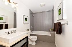 Das Bad kann man auch ohne eine komplette Renovierung umgestalten.