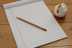 Nehmen Sie sich die Zeit, um eine passende Einleitung für Ihr Essay zu finden.