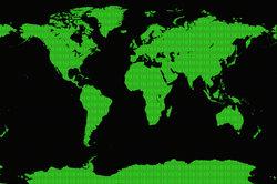 Die Weltordung wird in der politischen Theorie durch Polaritäten charakterisiert.