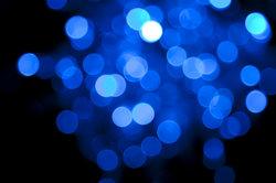 Das Licht besteht aus vielen verschiedenen Farbzusammensetzungen.