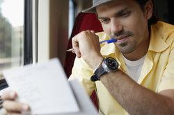 Aus einem Brief kann ein Briefroman werden.