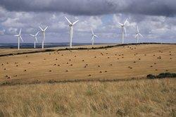 Windkraftanlagen brauchen den optimalen Wind für maximale Leistung