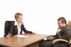 Arbeitgeber hat ein Direktionsrecht.