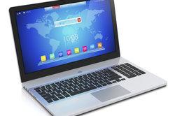 Ein Laptop von Acer besitzt einen integrierten Akku und wird mit einem Ladekabel ausgeliefert.