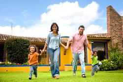 Ein Haus können Sie auch ohne Bausparvertrag bauen.