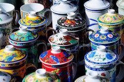 Meissner Porzellan war das erste Hartporzellan.