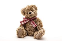 Als Sammler sollten Sie einen echten Zotty-Teddy von Steiff erkennen.