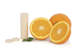 Vitamin C als Nahrungsergänzungsmittel haben keinen Nutzen.
